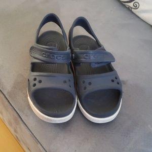 Crocs boys size 1